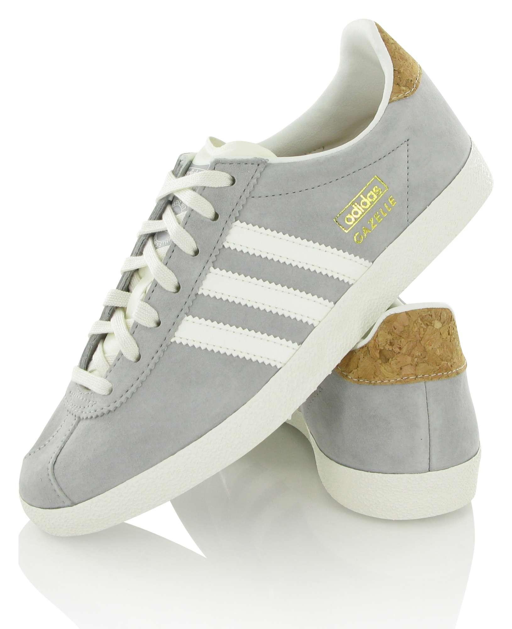 adidas gazelle homme grise