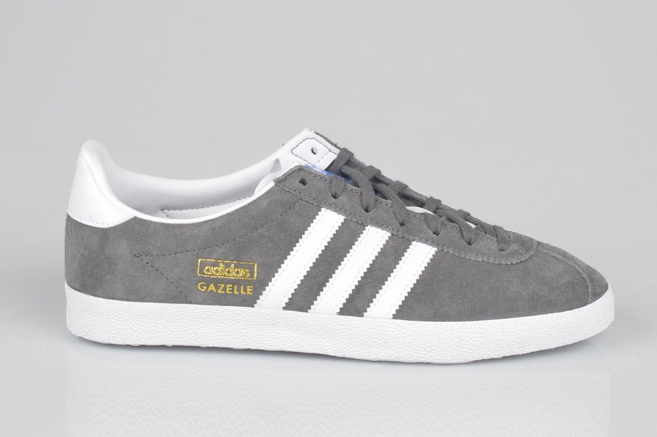 adidas gazelle homme grise pas cher