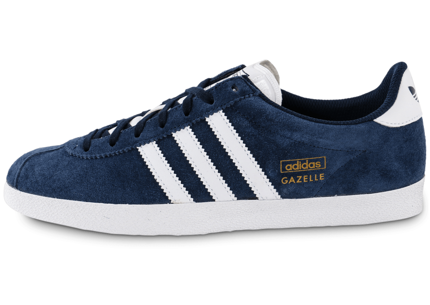 adidas gazelle og femme bleu marine