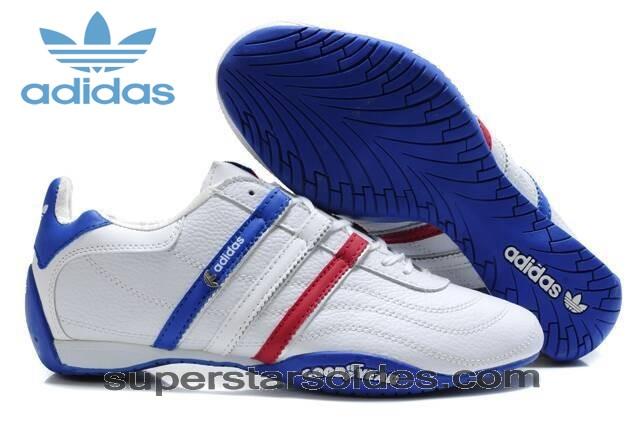 a9443631fdd6 Meilleures marques à bas prix adidas goodyear bleu Cuir Unisex ...