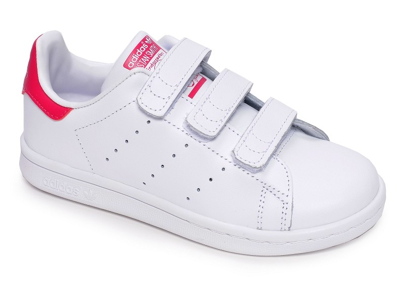 adidas stan smith scratch rouge femme