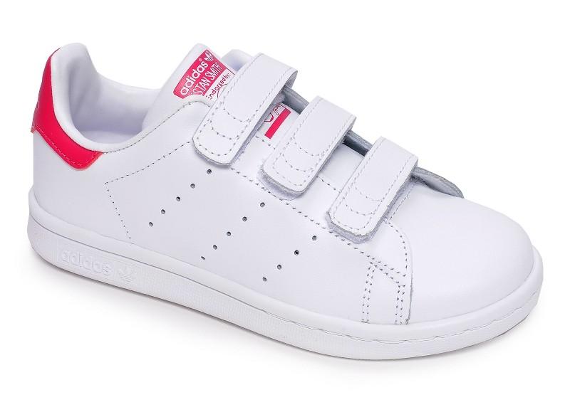 adidas stan smith scratch enfant