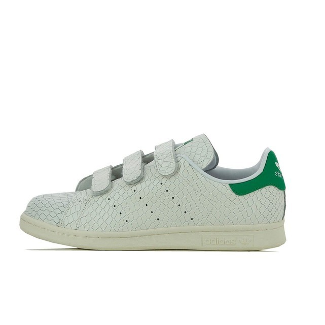 adidas stan smith scratch femme rouge