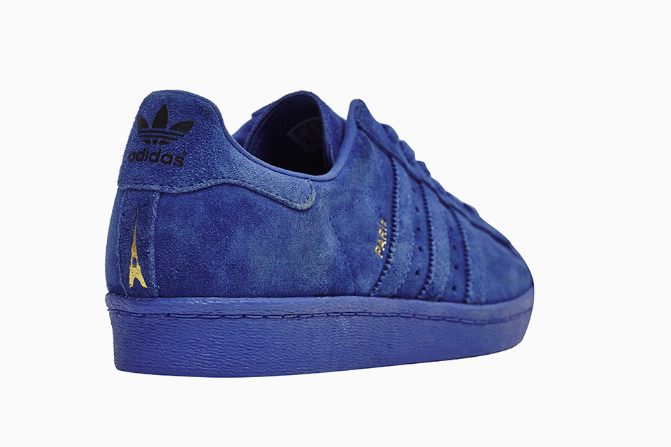basket adidas femme superstar bleu