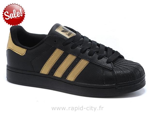 0d67de554e8 Meilleures marques à bas prix adidas superstar noir dore Cuir Unisex  Baskets - huarache pas cher fille.- malocationsaintmalo.fr