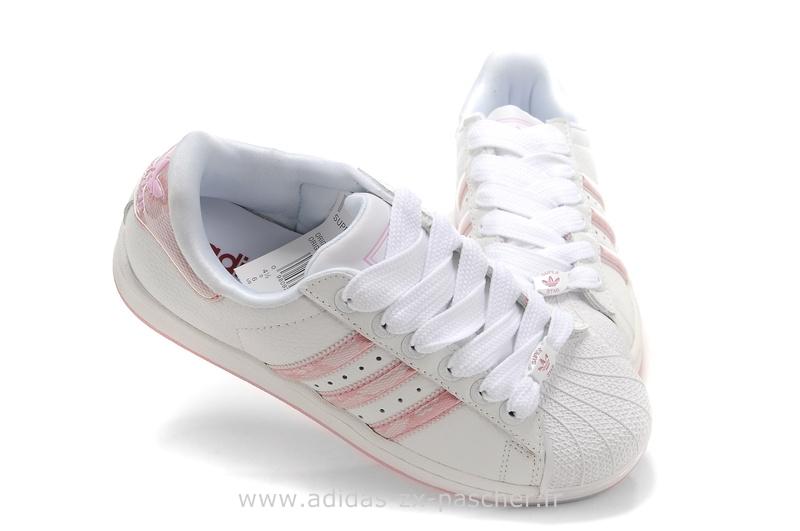 superstar adidas femme rose