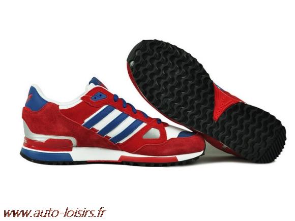 adidas bleu blanc rouge et noir