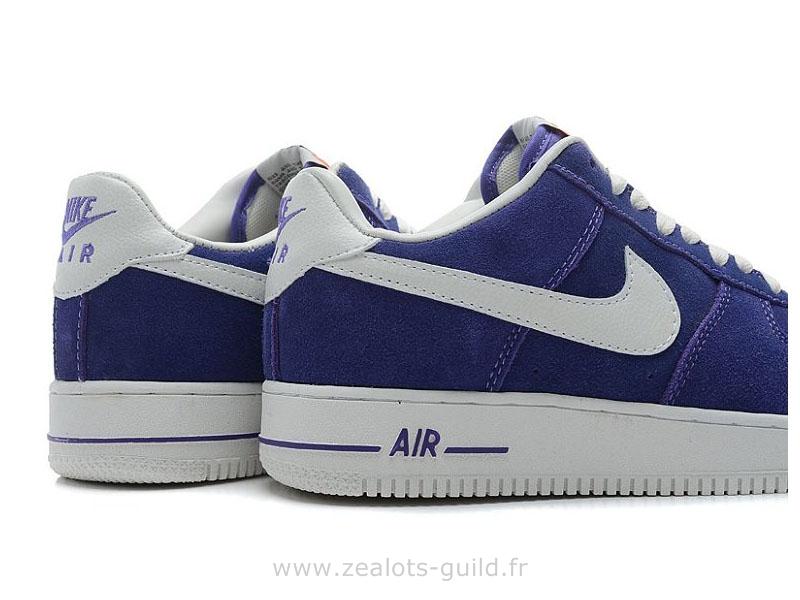 nike air force 1 femme bleu marine