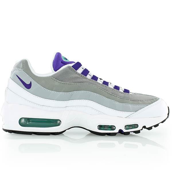 best authentic 1d505 d74f7 air max 95 violette et blanche 2