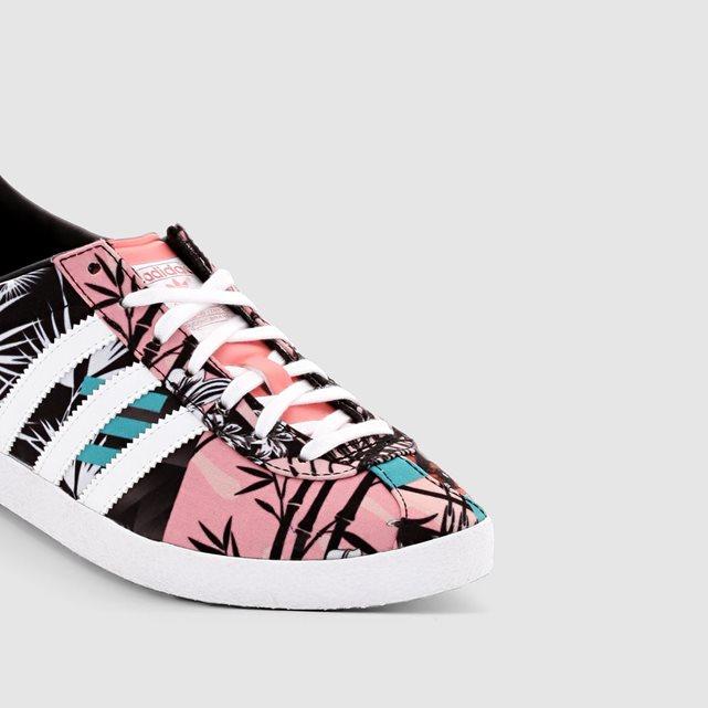 adidas zx flux custom fleuri femme