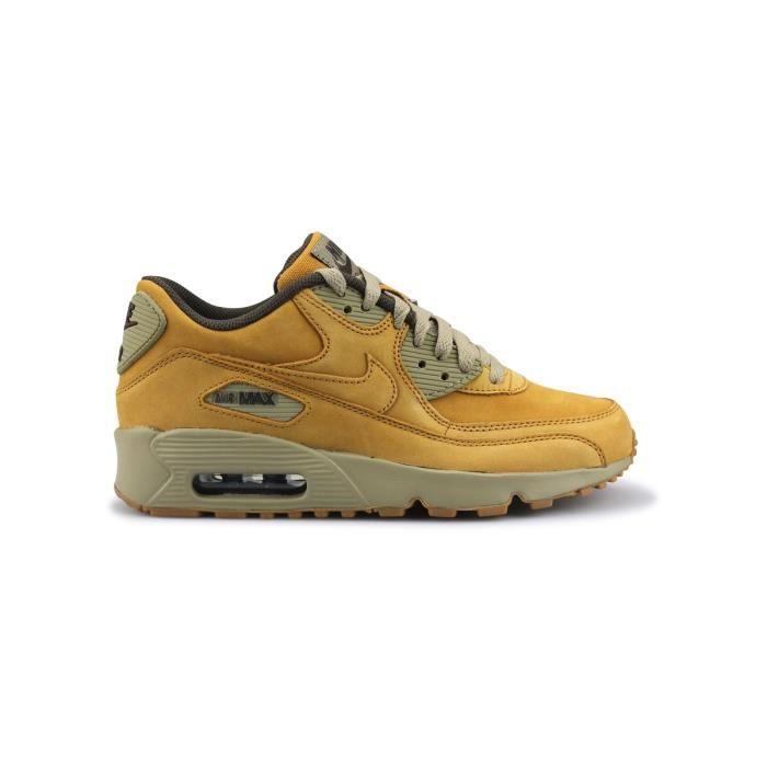 air max 90 jaune moutarde