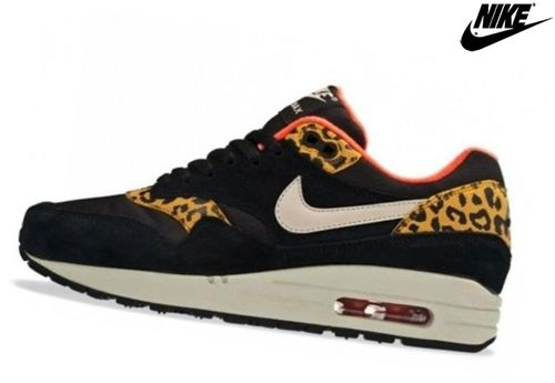 low priced 915f3 ee4fe basket nike air max femme leopard 3